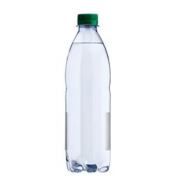Logovand vandflaske med Aqua d'Or kildevand med din label