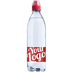 Werbewasser 500ml - Ihr Design auf dem Etikett